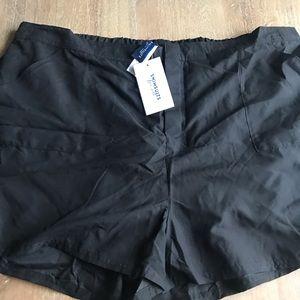 NWT size 24 swim shorts